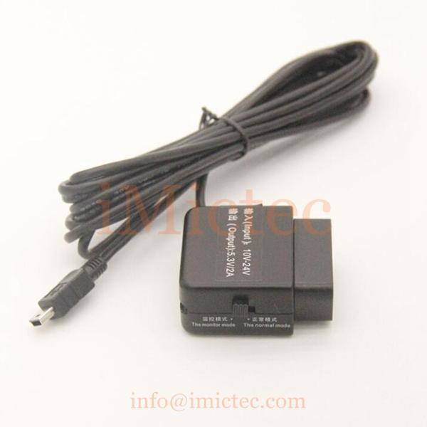 16PIN ODB Male to Mini USB 5PIN Male Cable