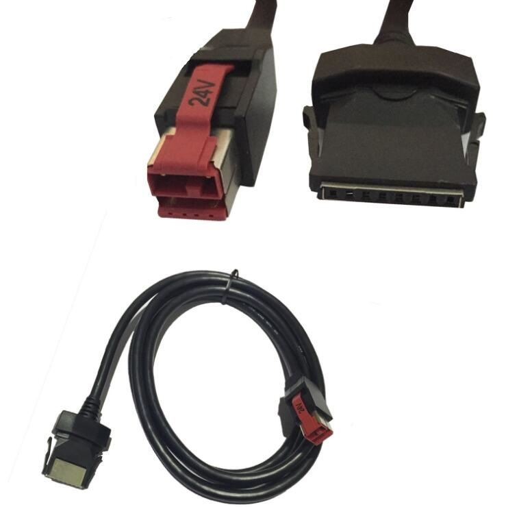 24V Powered USB Cable
