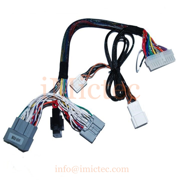 CRV Multi function use connection wiring harness