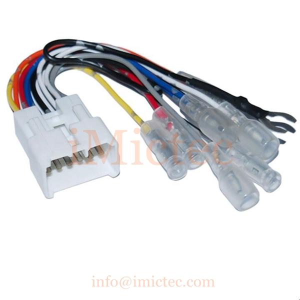 Customized Car,Vehicle A key start wire harness